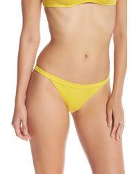 Solid & Striped - Molly Bikini Bottoms - Lyst
