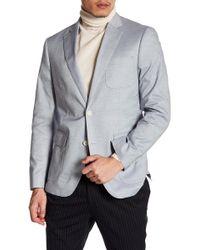 Flynt - Cotton Pincord Blazer - Lyst