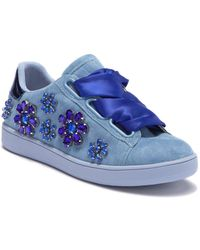Jeffrey Campbell - Pabst Embellished Sneaker - Lyst