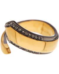 Botkier | Accented Open Wrap Ring | Lyst
