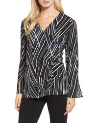 NIC+ZOE - Bells And Whistles Top (regular & Petite) - Lyst