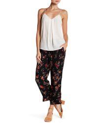 Joie   Allure Floral Print Silk Pants   Lyst