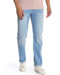 FRAME - L'homme Straight Leg Jeans - Lyst