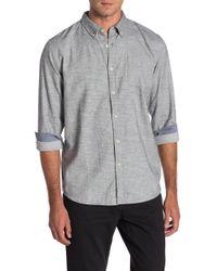 Joe Fresh - Med Standard Fit Shirt - Lyst