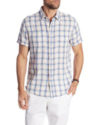 Grayers - Larson Short Sleeve Sport Slim Fit Shirt - Lyst