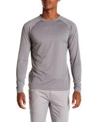 Peter Millar - Rio Technical Crown Sport Long Sleeve Shirt - Lyst