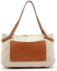 Hobo - Knoll Leather Shoulder Bag - Lyst