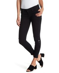 True Religion - Halle Super Skinny Snap Button Side Jeans - Lyst