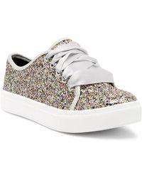 Dirty Laundry - Josi Sparkly Glitter Sneaker - Lyst