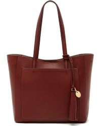 Cole Haan - Natalie Small Leather Tote - Lyst