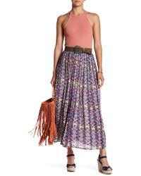 Raga - Mumbai Maxi Skirt - Lyst
