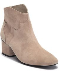 Grey City - Texan Ankle Bootie - Lyst