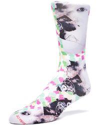 Maceoo - Socks - Eye 1 - Lyst