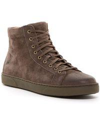 Born | Beckler Suede Sneaker | Lyst