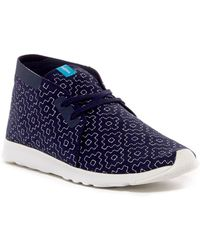 Native Shoes - Apollo Embroidered Chukka Trainer - Lyst