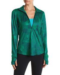 Brooks - Dash Half Zip Sweater - Lyst