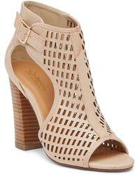 Catherine Malandrino - Perial Perforated Heel - Lyst