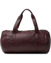 Herschel Supply Co. - Sutton Leather Duffel Bag - Lyst