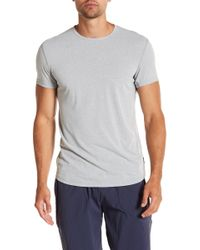 Reigning Champ - Powerdry Jersey Crew Neck Tee - Lyst