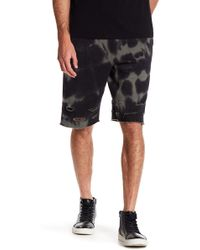 Cohesive & Co. - Woods Tie-dye Relaxed Short - Lyst