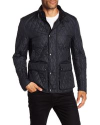 Belstaff - Pathfield Quilted Moto Jacket - Lyst