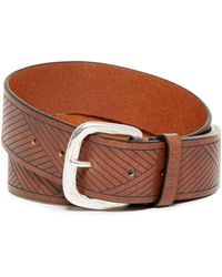 Tommy Bahama - Ebb Tide Leather Belt - Lyst
