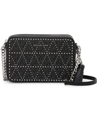 Michael Kors | Signature Coated Twill Camera Crossbody Bag | Lyst