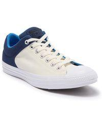 67517c21445e Lyst - Converse Chuck Taylor All Star High Star Sneaker (unisex) for Men