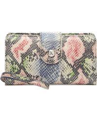 Hobo - Danette Leather Wallet - Lyst