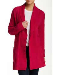 Lucky Brand - Plush Textured Robe - Lyst
