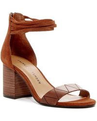 Chinese Laundry - Rylan Block Heel Sandal - Lyst