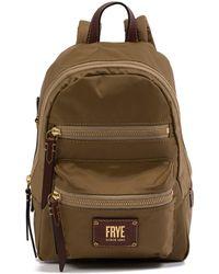 Frye - Ivy Mini Nylon Backpack - Lyst