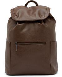Matt & Nat - Greco Vegan Leather Backpack - Lyst