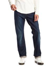 Vince - Slim Denim Jeans - Lyst