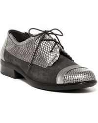 Naot - Yama Suede Oxford - Lyst
