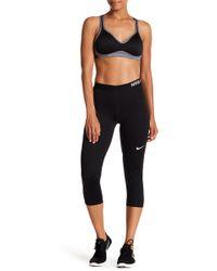 Nike - Capri Leggings - Lyst