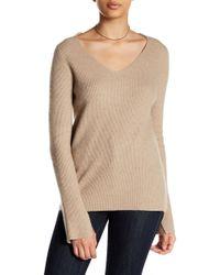Fate - Knit Keyhole Sweater - Lyst