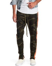 American Stitch - Camouflage Track Pants - Lyst