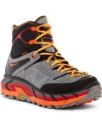 Hoka One One - Tor Ultra Mid Waterproof Hiking Shoe - Lyst