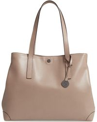 Lodis - Business Chic Louisa Rfid-protected Leather Tote - Lyst