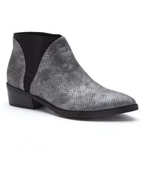 Matisse - Ester Faux Suede Ankle Boot - Lyst