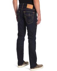 True Religion - Geno Relaxed Slim Fit Jeans - Lyst