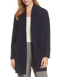 Eileen Fisher - Kimono Jacket - Lyst