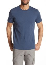 Theory - Gaskell Short Sleeve Crew Neck Tee - Lyst