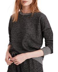 Madewell - Mainstay Sweatshirt - Lyst