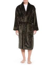 Daniel Buchler - Chevron - Print Robe - Lyst
