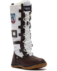 Pajar - Grip Zip Faux Shearling Lined Waterproof Boot - Lyst