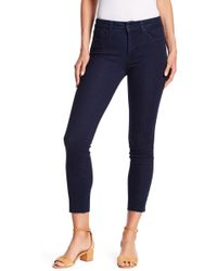 NYDJ - Ami Raw Hem Ankle Jeans - Lyst