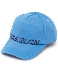 True Religion - Partial Name Logo Baseball Cap - Lyst