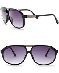 Guess - Injected 63mm Sunglasses - Lyst